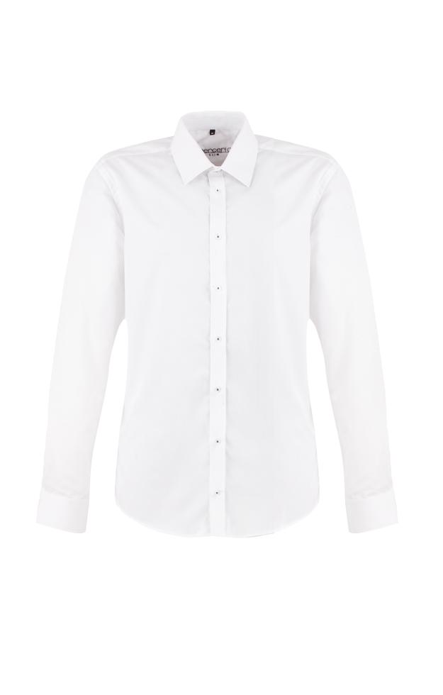 koszula biała z ducha