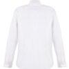 koszula biała slim, z ducha, tył
