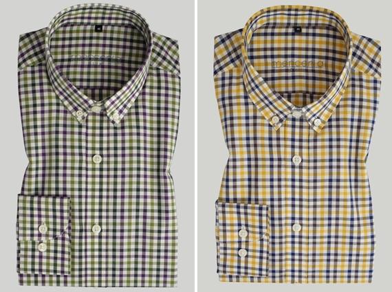 Letnie koszule lniane i bawełniane Polskie krawiectwo Merceria