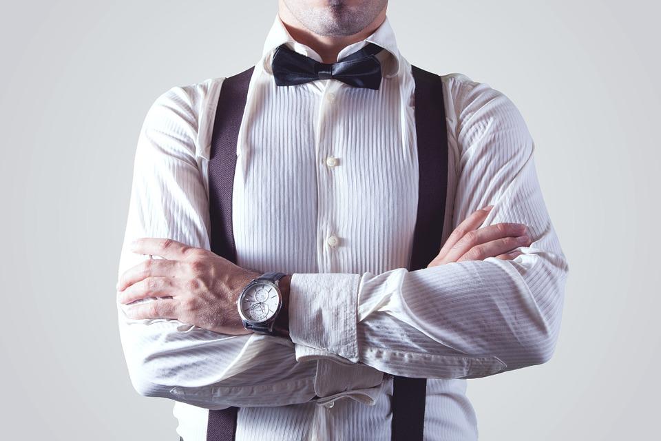 szelki męskie do koszuli